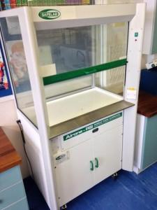 Filtration Fume Cupboard