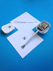 Prepared Plug With Fault